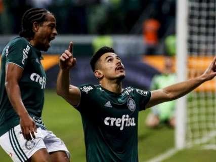 Palmeiras empata contra o América-MG e garante vaga nas quartas de final
