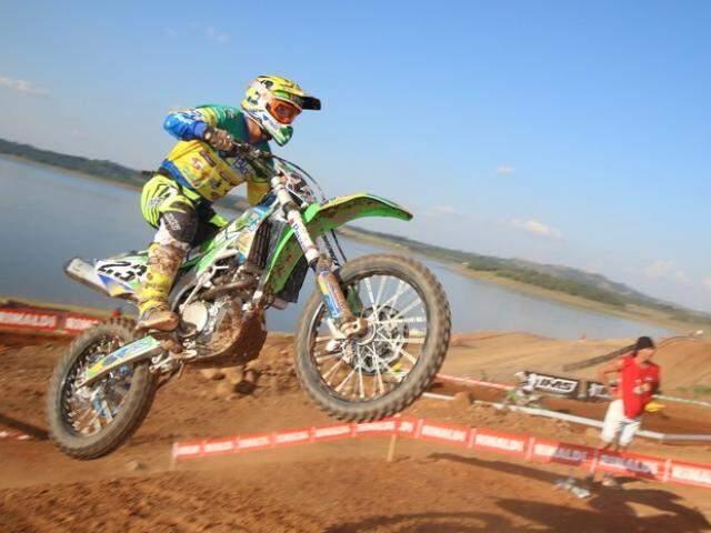 Nova Alvorada do Sul recebe a próxima etapa do Brasileiro de Motocross (Foto: CBM/Divulgação)