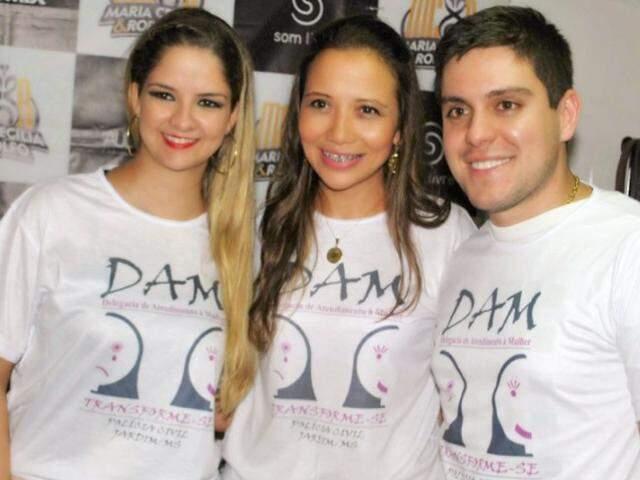 Maria Cecília e Rodolfo também aderiram à campanha. (Foto: Divulgação)