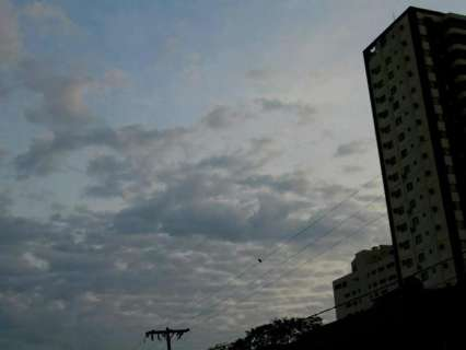 Terça-feira amanhece fria na região sul e previsão é de tempo nublado