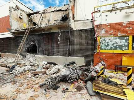 Exército inicia operação para fiscalizar fabricação de explosivos em MS