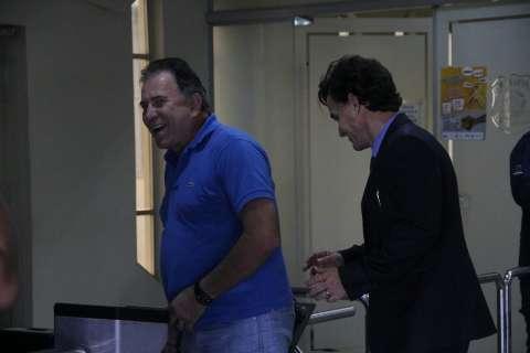 Giroto recebe hoje visita de advogado e defesa avalia recurso contra prisão