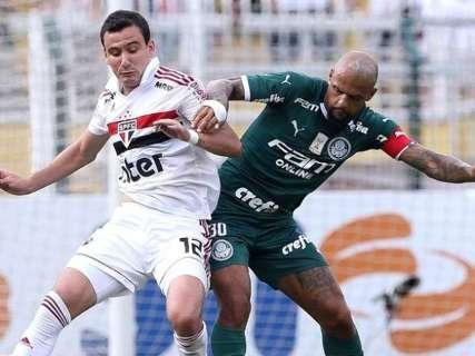 São Paulo e Palmeiras abrem hoje a semifinal do Paulistão