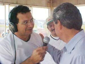 Ramon Cabrera, voz firme do rádio do MS.