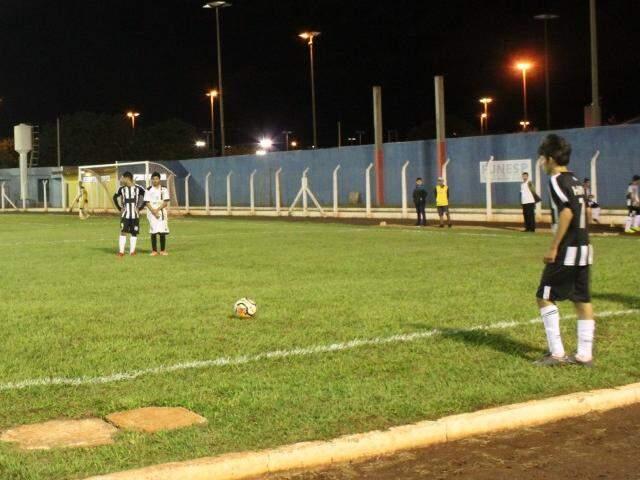 Operário e Novo se enfrentam neste sábado pelo Estadual sub-17 (Foto: Operário FC/Divulgação)