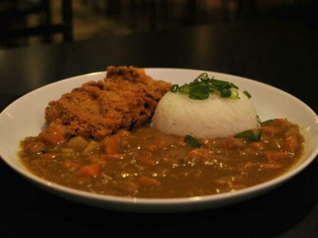 Karê é um dos pratos mais diferentes do local. (Foto: Alcides Neto)