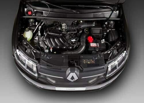 O motor 1.0 SCe é até 19% mais econômico e o 1.6 SCe chega até 21% e economia.