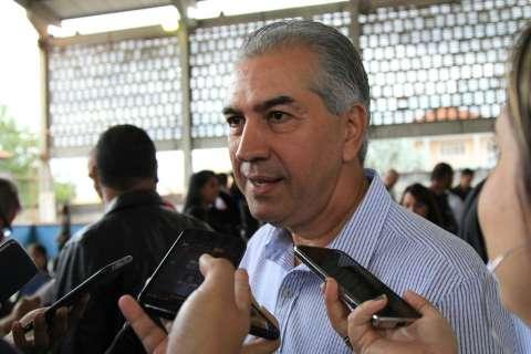 """""""É provável"""", diz Reinaldo sobre Nelsinho na chapa para o Senado"""