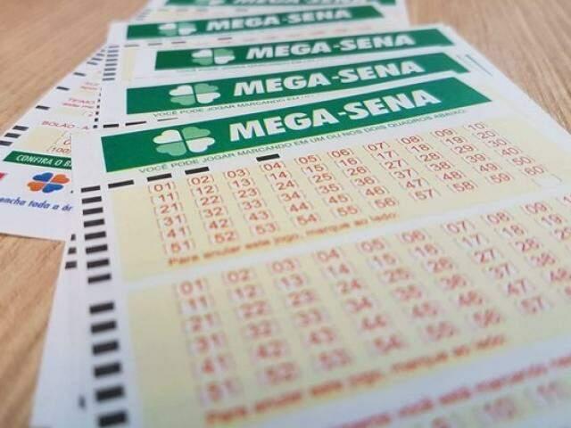 As apostas podem ser feitas até às 18h (de MS) do dia dos sorteios. (Foto: Reprodução)