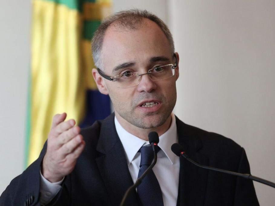 O advogado-geral da União, André Mendonça, enviou parecer ao STF (Foto: Fabio Rodrigues Pozzebom/Agência Brasil)