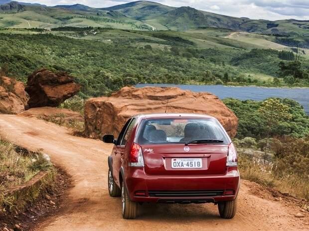 Fiat lança versão Way do Palio Fire