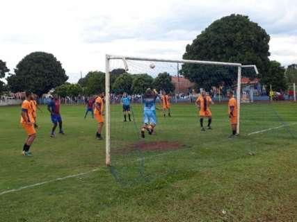 Final da liga de futebol amador ocorre amanhã na Cidade Morena