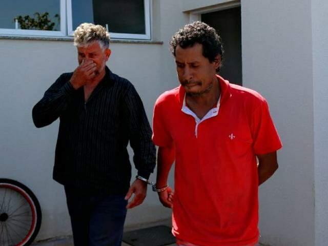 Cinco presos serão levados para o Imol (Foto: Henrique Kawaminami)