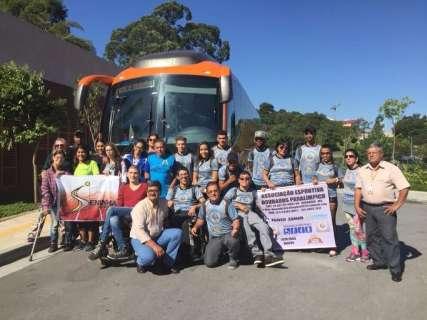 MS se destaca na 1ª fase do Brasileiro de Atletismo Paralímpico