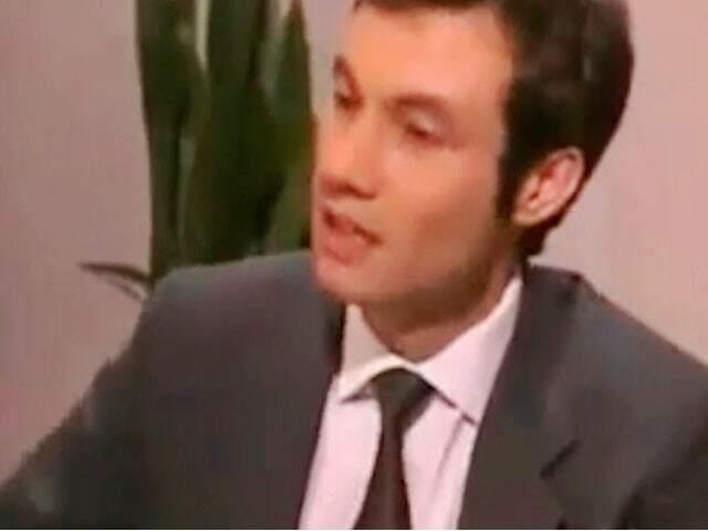 Com 25 anos Leandro apareceu na TV e vídeo lembra início do sonho de ser ator