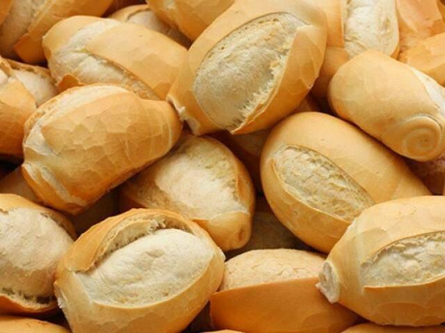 Pão francês teve o maior aumento em Dourados no ano passado, 52,90% (Foto: Divulgação)