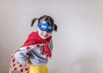 Super heróis agem como antídoto de medos infantis
