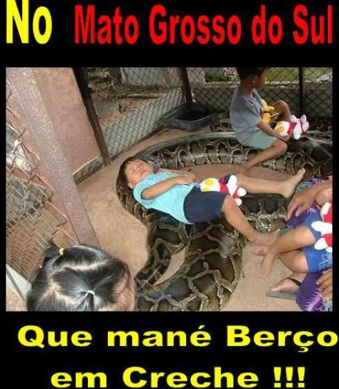 Polêmica na internet: Mato Grosso do Sul é assim?
