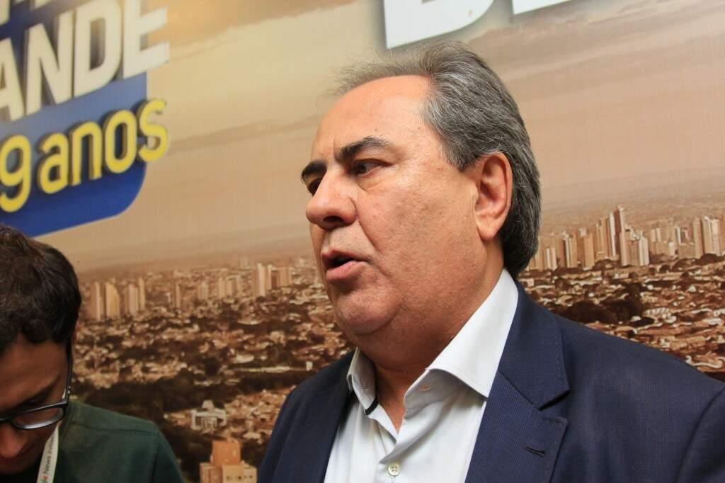 Segundo Lacerda, prefeitura pode ter mais recurso com nova cobrança, mas também pode sofrer perda de investimentos. (Foto: Marina Pacheco)