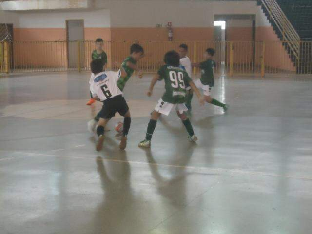 Copa Pelezinho de futsal tem 10 partidas no interior do Estado (Foto: Divulgação)