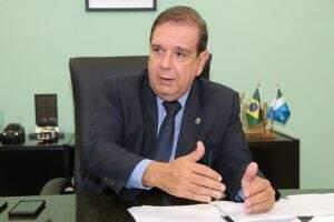 Marcelo Vargas destacou que as cerca de 30 cidades na região de fronteira terão novos delegados
