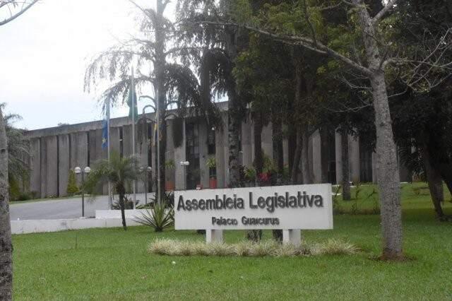 Deputado cobra definição sobre distribuição de gabinetes da Assembleia antes do início da legislatura. (Foto: Arquivo)