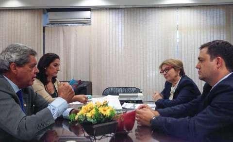 Comitiva de MS se reúne nesta tarde com o presidente Michel Temer