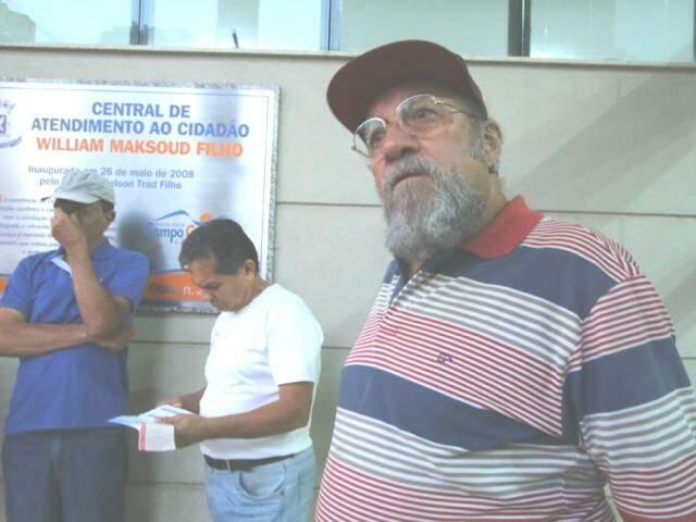Pacheco contatou a Central do Cidadão para saber quando poderia solicitar o ressarcimento.