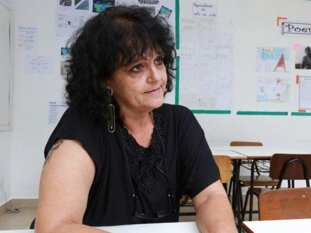 Meyre conta que assim que chegou em São Paulo o acompanhando foi feito no Instituto Dante Pazzanese de Cardiologia(Foto: Henrique Kawaminami)