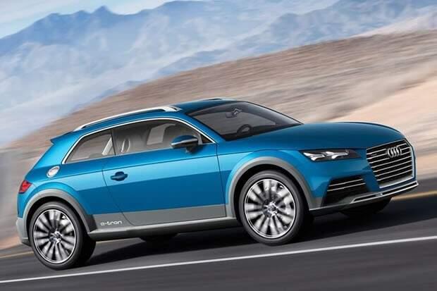 Audi revela imagens do Allroad Shooting Brake