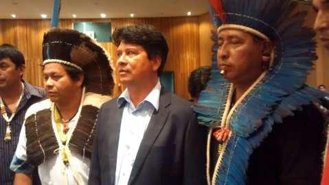 Novo chefe da DSEI no Estado é indígena, atendendo pedido da comunidade
