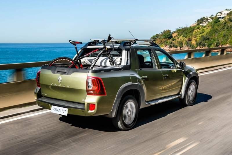 Renault lança a picape Duster Oroch
