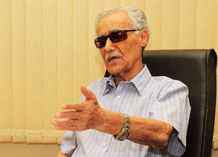 Ex-governador Wilson Barbosa Martins segue internado na UTI do Proncor