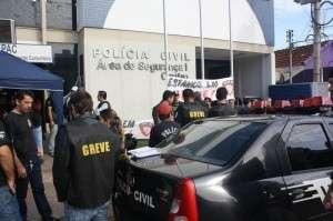 Polícia Civil garante que greve está protegida pela constituição