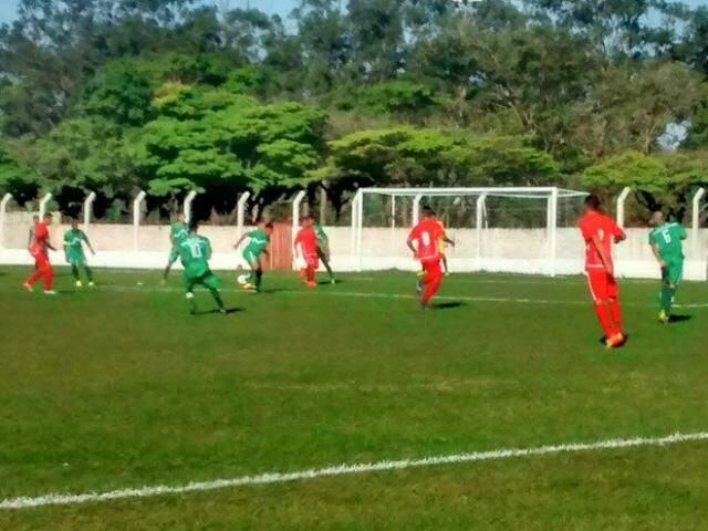 Jogo entre Pontaporanense e Cena vai ocorrer nesta tarde (Foto: MS Aqui News)