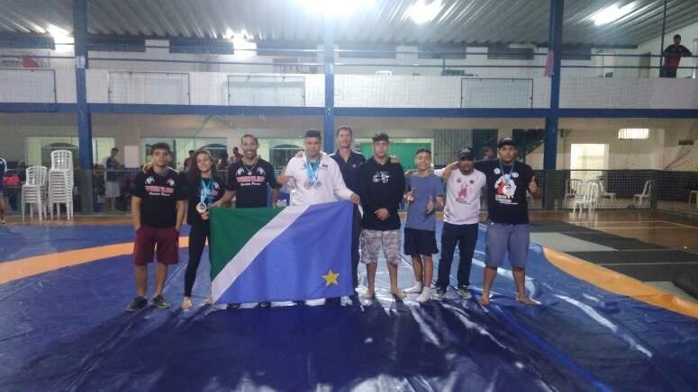 Equipe da Felams voltou do Rio de Janeiro com sete medalhas; desafio agora é o Pan da Argentina (Foto: Felams/Divulgação)