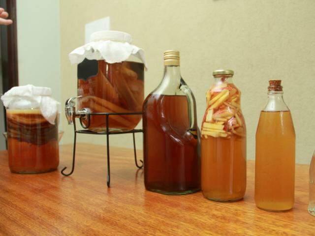 O consumo do chá tem crescido em Campo Grande e agora um curso vai ensinar a receita. (Foto: Marcos Ermínio)