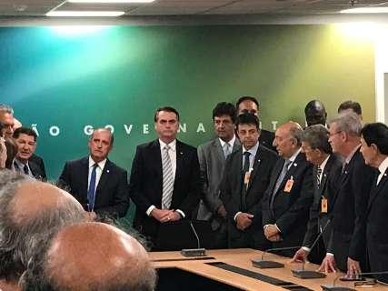 Mandetta é confirmado como ministro da Saúde de Jair Bolsonaro