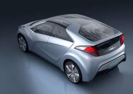 Hyundai prepara novo híbrido para enfrentar Toyota Prius