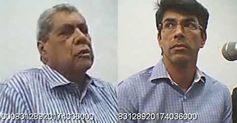 Com Puccinelli e filho, operação Lama Asfáltica engrossa número de presos