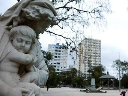 Temperatura despenca 13°C em Corumbá, que teve sensação térmica de -1°C