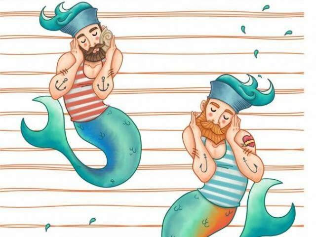 Música, poesia e os mares são inspirações para o artista. (Foto: Bruno Kulczynski)