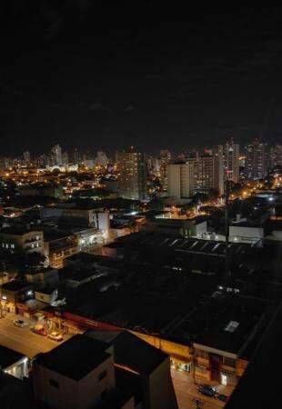 Primeira foto feita em Campo Grande (Foto: arquivo pessoal)