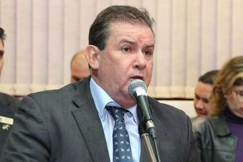 Líder do PMDB diz que reeleição de Moka é única definição para 2018