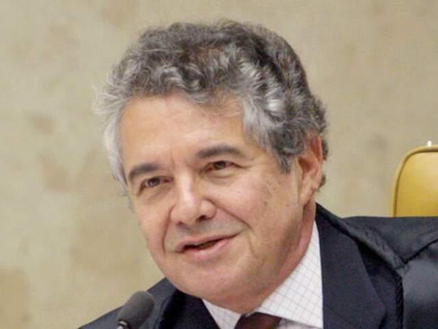 Ministro Marco Aurélio Mello diz que Congresso Nacional precisa disciplinar melhor processos relativos ao conteúdo publicado na internet. (Foto: Divulgação/STF)