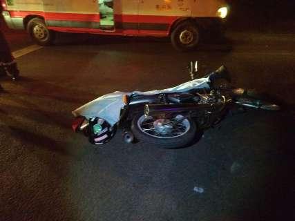 Motociclista de 19 anos é executado com pelo menos quatro tiros