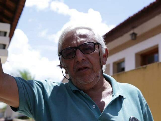 José Dias já se acostumou com os mijões, mas torce pela educação neste ano. (Foto: Kísie Ainoã)