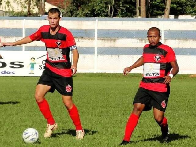 Equipe do Águia Negra enfrenta o time do União-ABC (Foto: Divulgação)