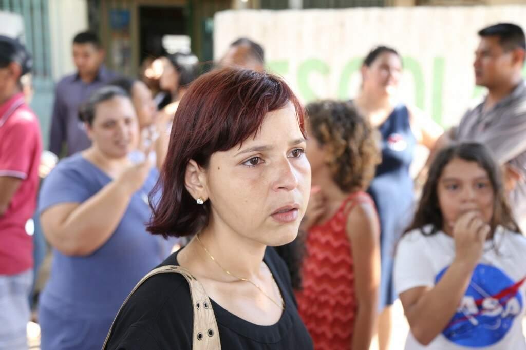 Renata teme pelo futuro dos dois filhos, ambos especiais. (Foto: Paulo Francis)