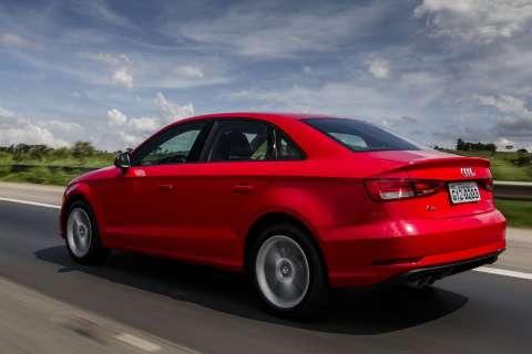 Audi A3 Sedan 2017 chega renovado